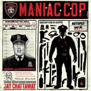 Ship To Shore - Maniac Cop (Original Motion Picture Soundtrack) LP (Red)