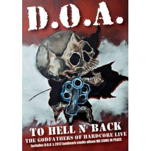 Wienerworld Ltd D.O.A.: To Hell and Back (Includes CD)