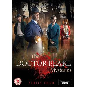 ITV Home Entertainment The Doctor Blake Mysteries - Series 4