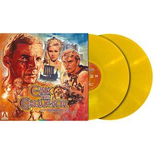 Arrow Records Erik The Conqueror (Yellow Vinyl)