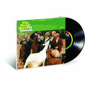 Capitol Beach Boys - Pet Sounds (Stereo) - Vinyl