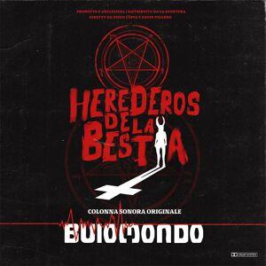 One Way Static Herederos De La Bestia Ost - Limited Edition Black 10   Vinyl LP (333 Copies Worldwide)