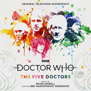 Silva Doctor Who: The Five Doctors Vinyl LP