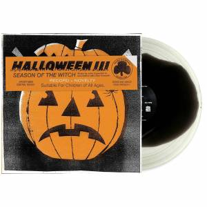 Death Waltz Halloween III: Season Of The Witch (Original Motion Picture Soundtrack) LP