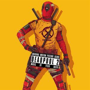 Mondo - Deadpool 2 (Original Motion Picture Score) LP (Black Stripe)
