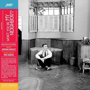 MONDO Won't You Be My Neighbor (Original Motion Picture Soundtrack) LP