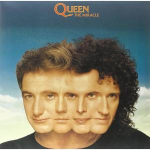 Universal Queen - The Miracle LP