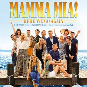 Cast Of Mamma Mia! Here We Go Again - Mamma Mia! Here We Go Again L.P. SET