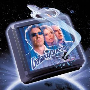 Real Gone Music - Galaxy Quest - Music from the Motion Picture LP