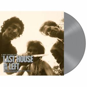 One Way Static The Last House On The Left (Original 1972 Motion Picture Soundtrack) - Zavvi Exclusive Silver LP (100 Pieces Worldwide)