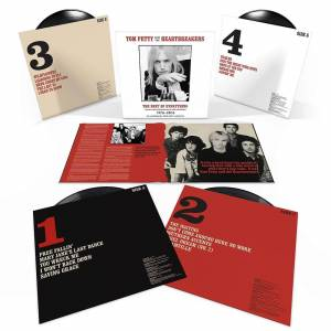 UMC Tom Petty And The Heartbreakers - The Best Of Everything - The Definitive Career Spanning Hits Collection 1976-2016 LP Set