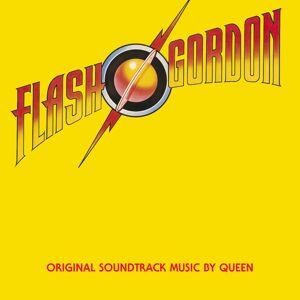 VIRGIN EMI Queen - Flash Gordon LP