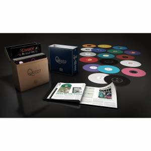 UMC Queen - Complete Studio Collection LP Boxset