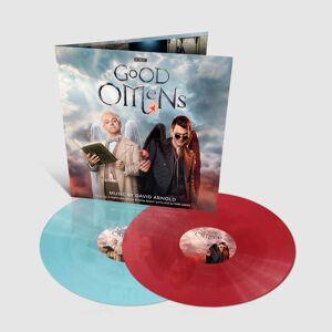 Silva Good Omens Original Soundtrack 2x Colour LP