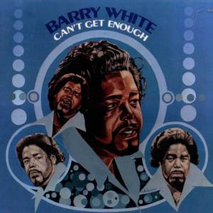 UMC Barry White - Can't Get Enough LP