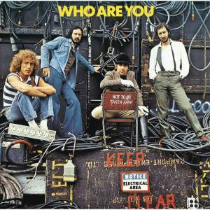UMC The Who - Who Are You LP
