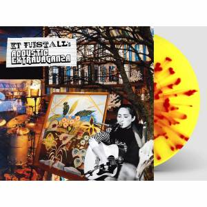 UMC KT Tunstall's Acoustic Extravaganza (Red Coloured Vinyl)