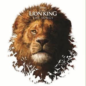 Disney The Lion King: The Songs LP