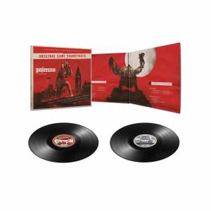 Laced Records Wolfenstein: The New Order/The Old Blood Video Game Soundtrack 2xLP