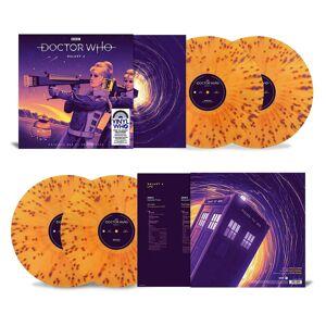 Demon Records Doctor Who - Galaxy 4 2x LP