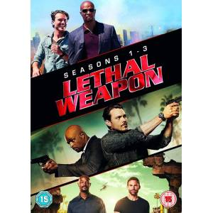Warner Bros. Lethal Weapon Season 1-3