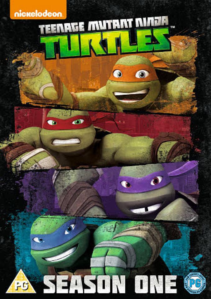 Mutant Teenage Mutant Ninja Turtles - Season 1