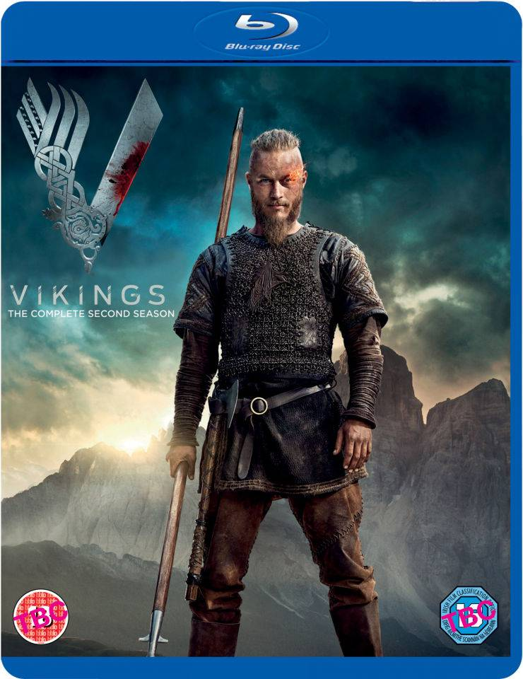 20th Century Fox The Vikings - Season 2