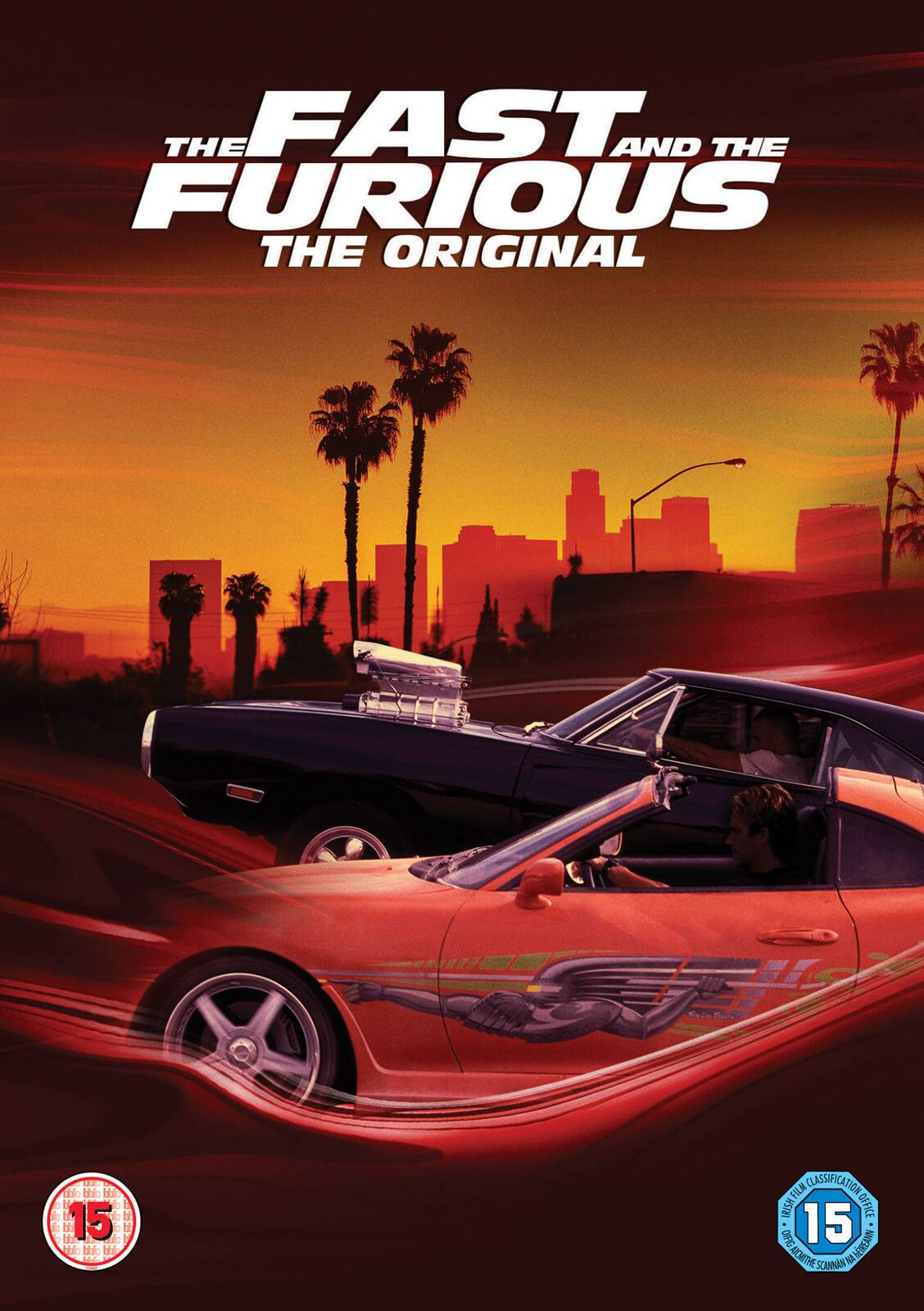 Universal Pictures The Fast and the Furious (Includes UltraViolet Copy)