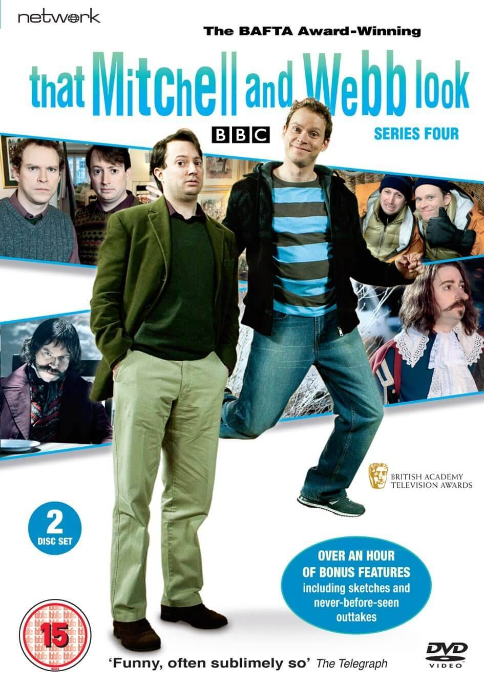Network That Mitchell and Webb Look: Series 4
