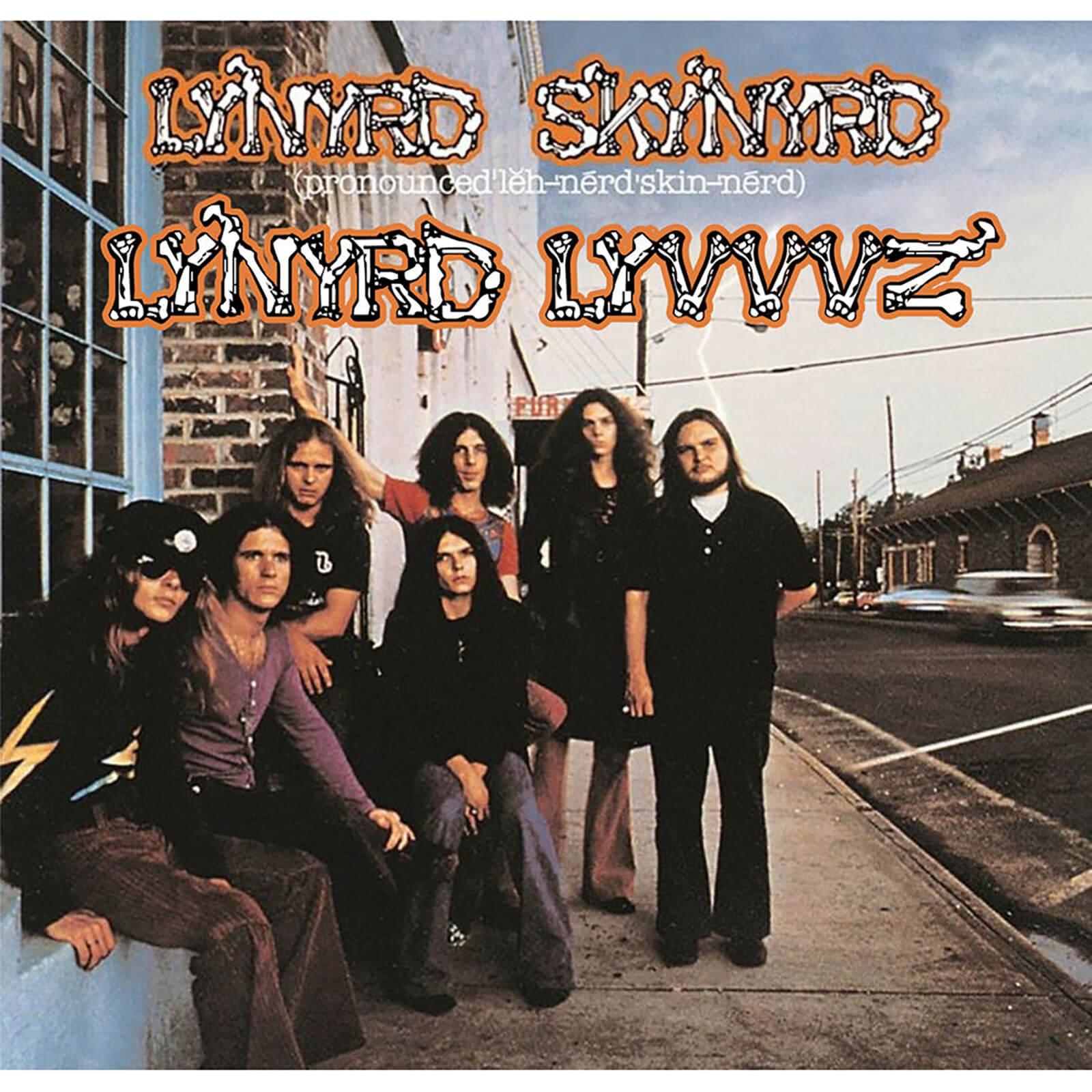 UMC Island Lynyrd Skynyrd - (Pronounced 'Leh-'nerd 'Skin-'nerd) 12 Inch LP