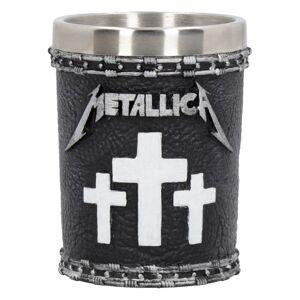 Metallica Master of Puppets Shot Glass