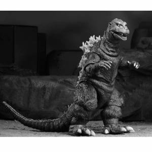 NECA Godzilla - 12  Head To Tail Action Figure - 1954 Classic Godzilla