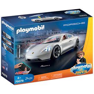 Playmobil The Movie Rex Dasher's Porsche Mission E (70078)