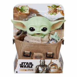 Mattel Star Wars: The Mandalorian The Child Premium Plush Bundle