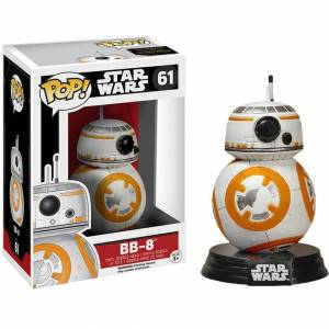 Pop! Vinyl Star Wars The Force Awakens BB-8 Pop! Vinyl Figure