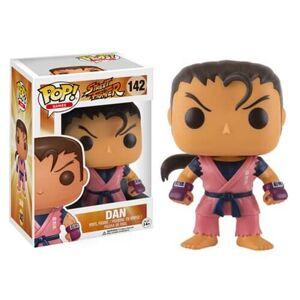 Pop! Vinyl Street Fighter Dan Pop! Vinyl Figure