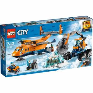 Lego City: Arctic Supply Plane (60196)
