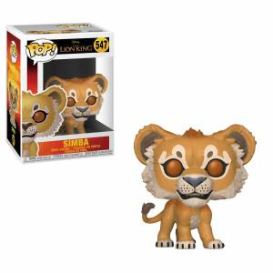 Pop! Vinyl Disney The Lion King 2019 Simba Pop! Vinyl Figure
