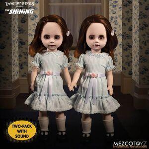 Mezco Living Dead Dolls The Shining: Talking Grady Twins