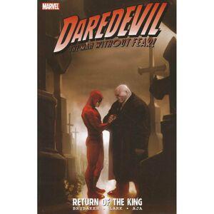 Marvel Comics Daredevil Return Of King Trade Paperback