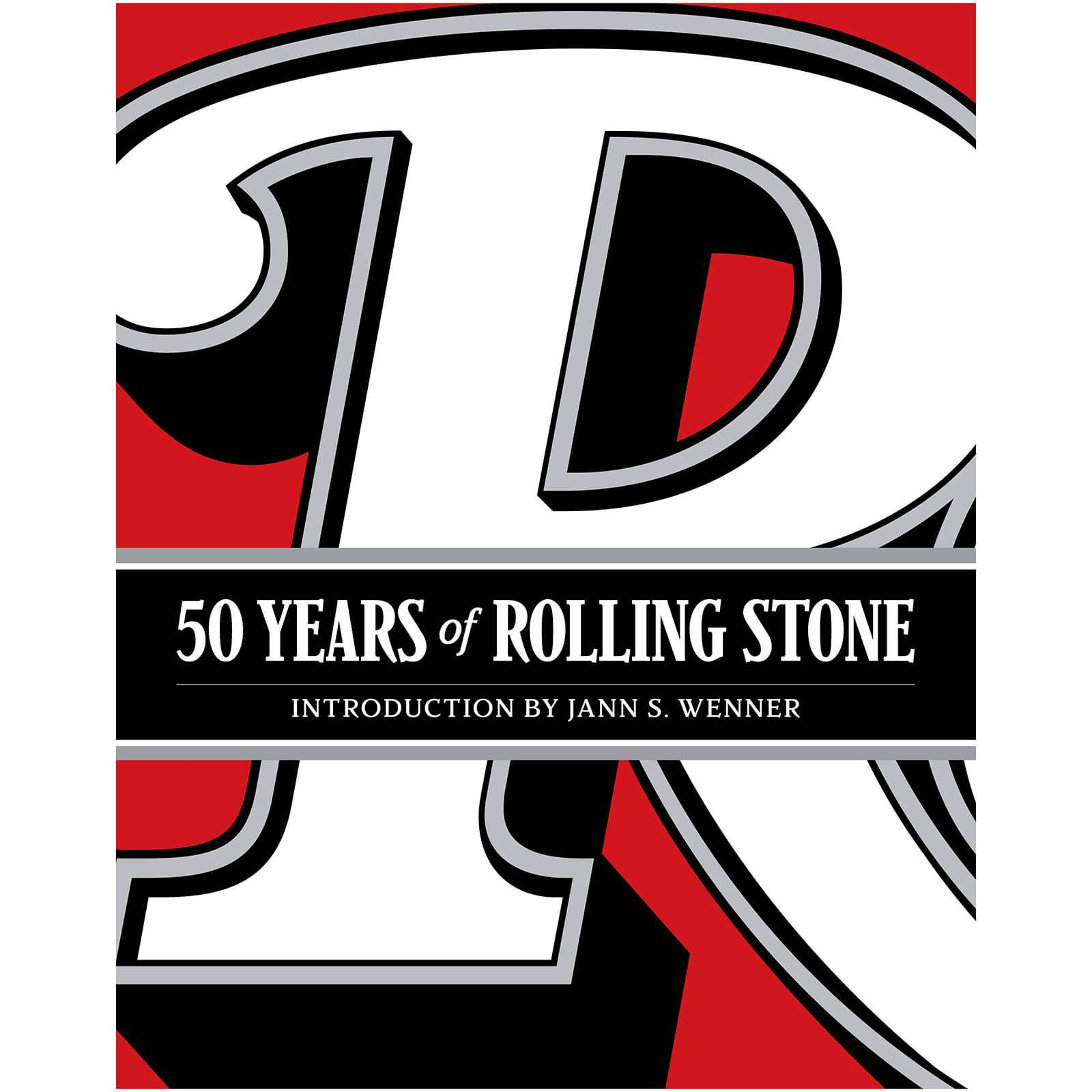 Abrams 50 Years of the Rolling Stone (Hardback)