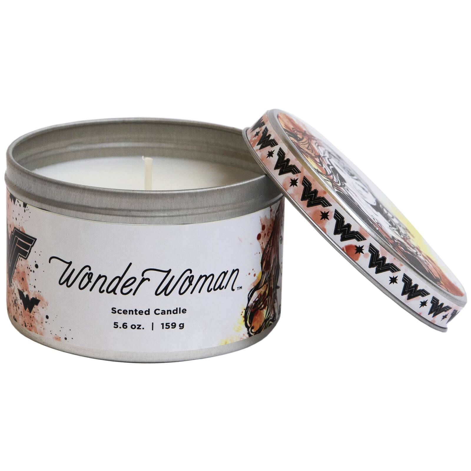 Insight Editions DC Comics (Large) Scented Tin Candle - Wonder Woman