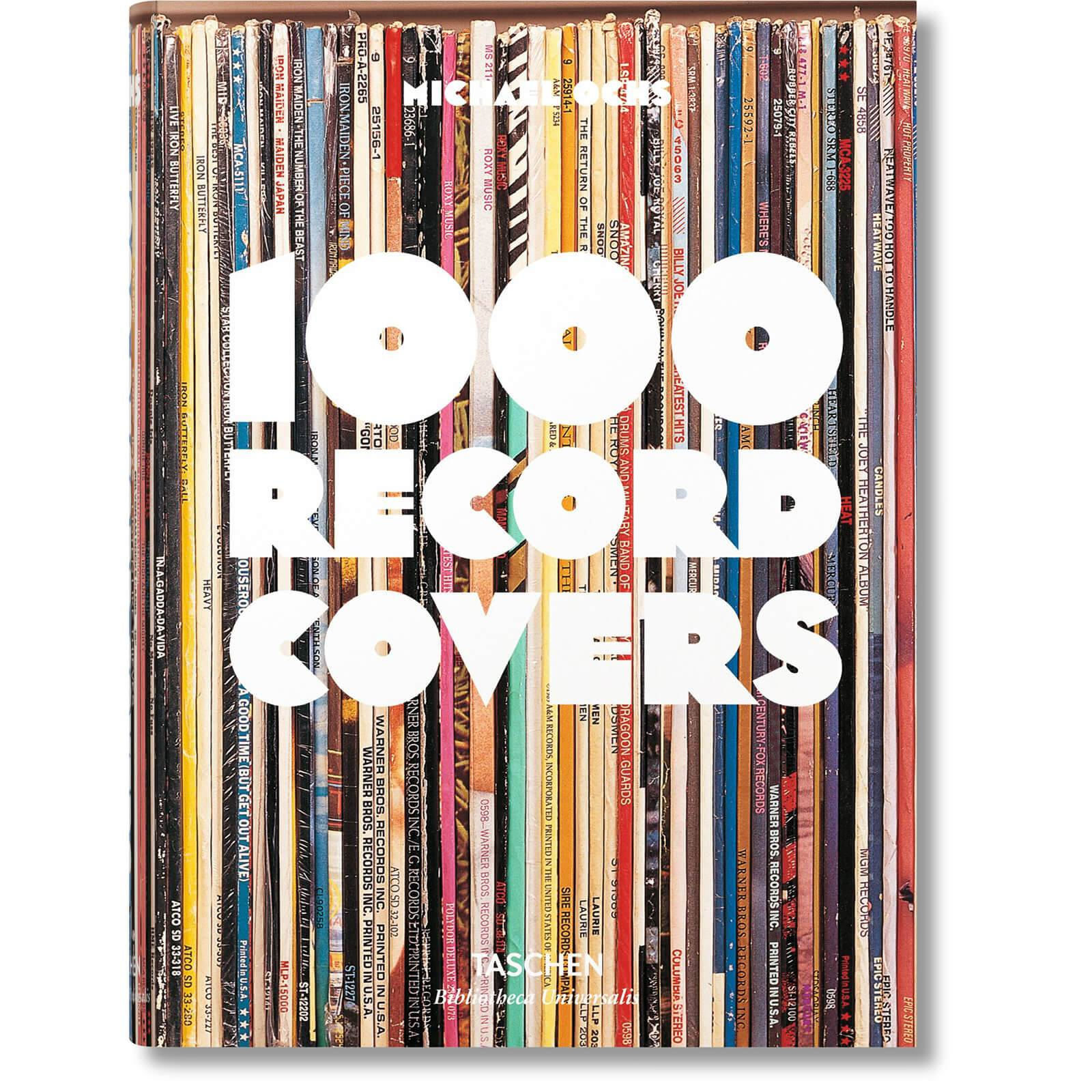 Taschen 1000 Record Covers (Hardcover)