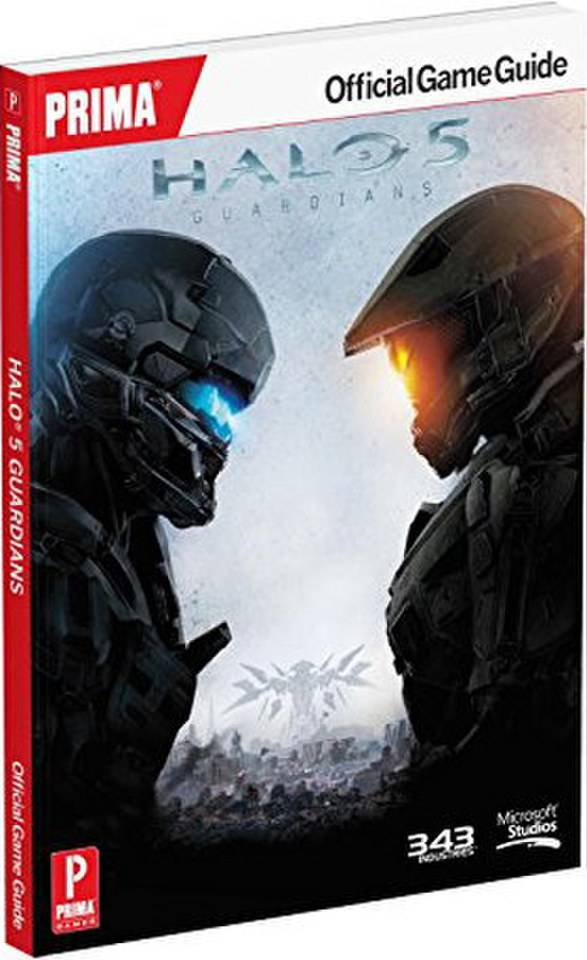 Prima Games Halo 5: Guardians Official Game Guide