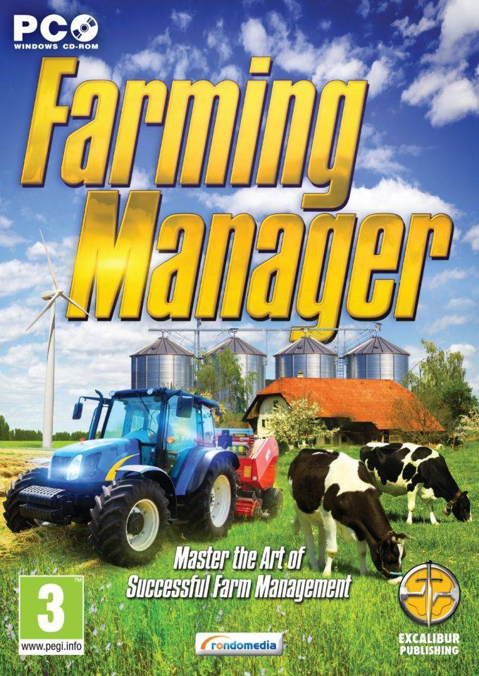 Excalibur Publishing Farming Manager