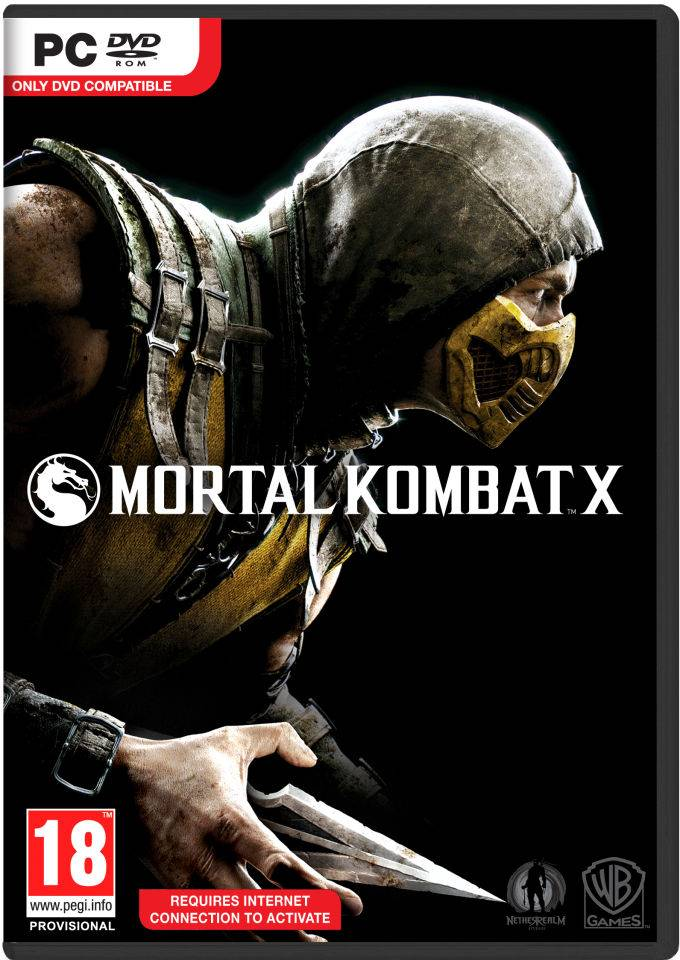 Warner Bros Mortal Kombat X