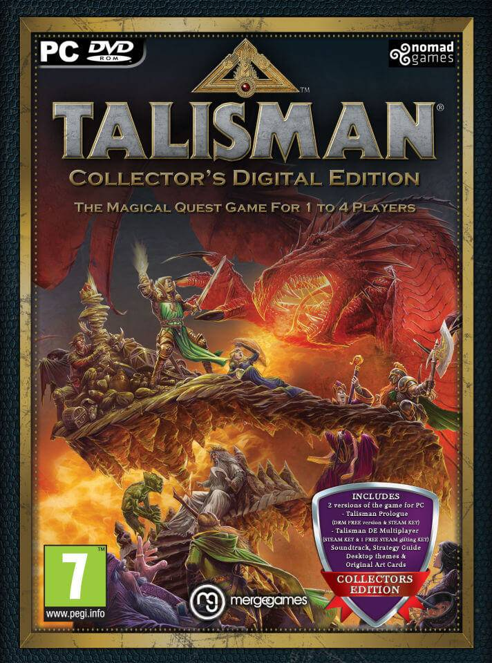 Excalibur Publishing Talisman Collector's Digital Edition