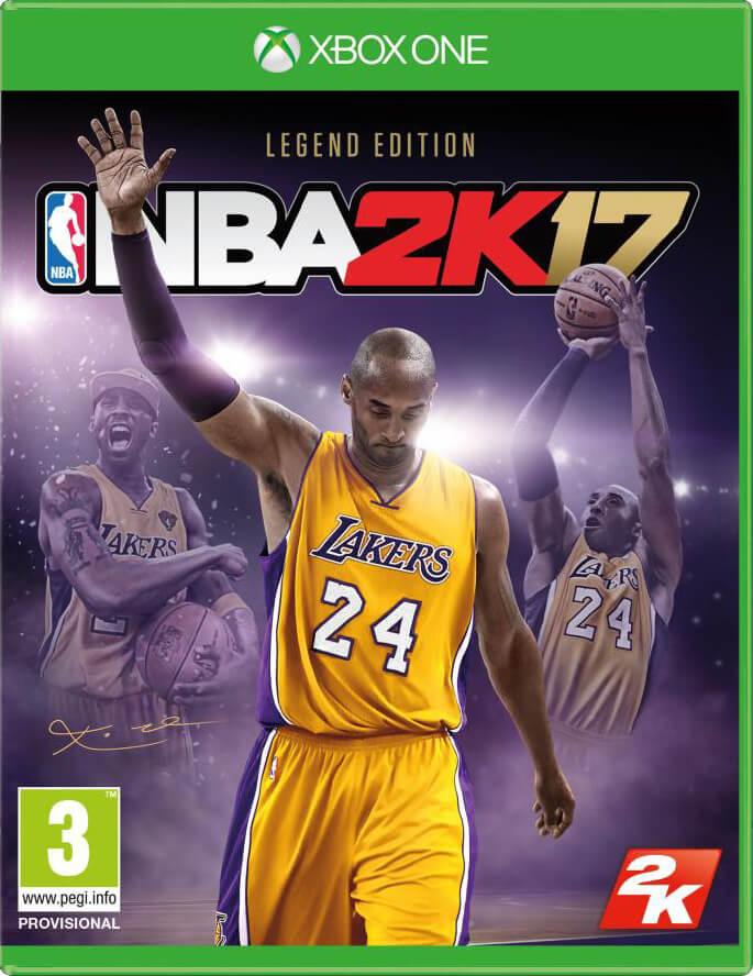 Take 2 NBA 2K17 - Legend Edition