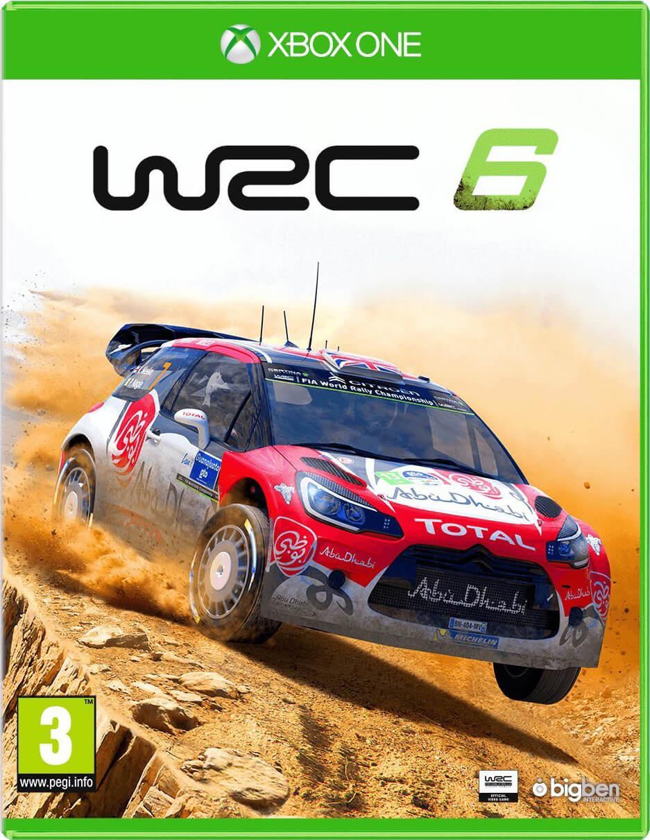 Big Ben Interactive WRC 6