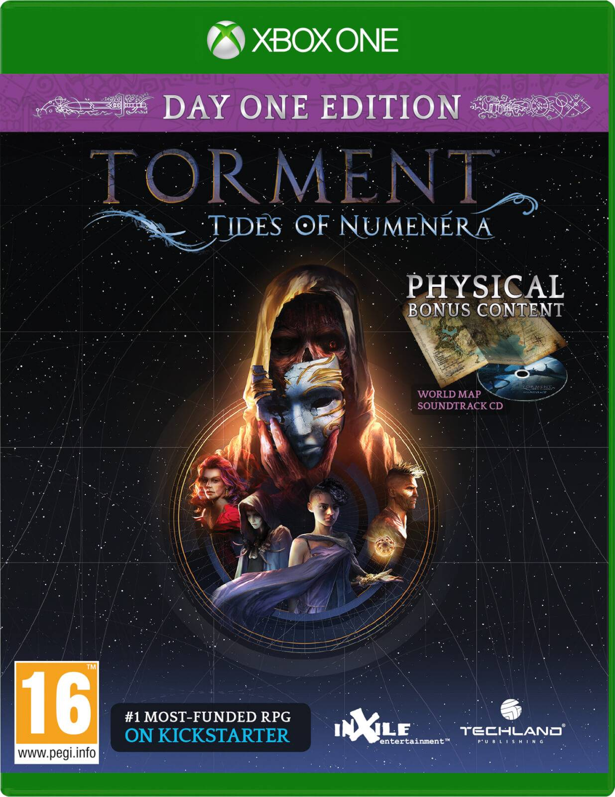 Techland Torment: Tides Of Numenera